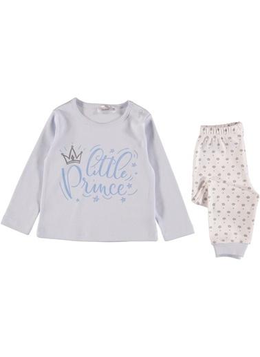 Locopop Pijama Takım Mavi